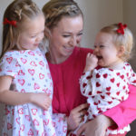 Tips for Quick + Cute Toddler Hairstyles from Tessi Wood