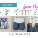 Summer Shorts Sewing Tutorial