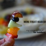 Mini Fruit Kabobs